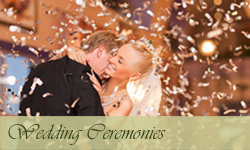 Civil Wedding Ceremonies Bournemouth, Dorset